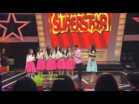 EVERYBODY SUPERSTAR - Aga, Amien, Shana, Moa, Steve (04/02/16) Part 1/6