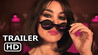 NEKROTRONIC Official Trailer (2019) Monica Bellucci Sci Fi Movie HD