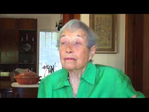 Nazismo | Tudo Sobre Nazismo | Sra. Nanette Konig, sobrevivente do Holocausto Amiga de Anne Frank