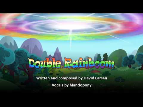 David Larsen ft. Mandopony - Double Rainboom