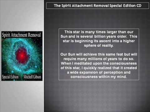 The Spirit Attachment Removal Special Edition CD