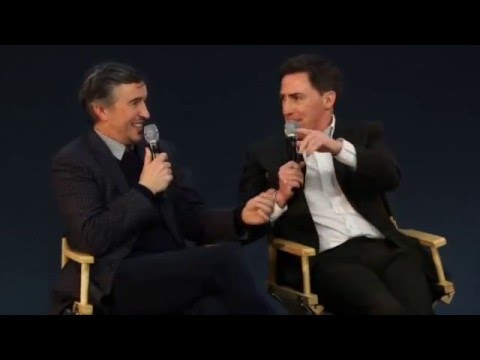 Steve Coogan & Rob Brydon: The Trip to Italy Interview