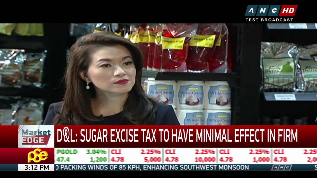 Proposed sugar tax to have minimal effect on D&L, says boss