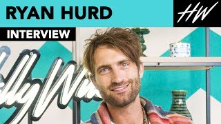 Ryan Hurd Gushes Over Maren Morris Talks Working With Luke Bryan Hollywire