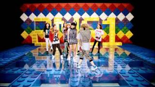 Клип 2NE1 - Don't Stop The Music