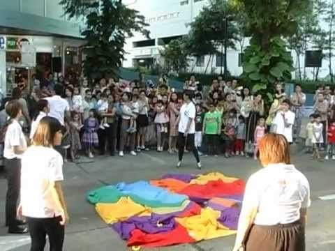 Parachute Dance by Gymboree Rama3 & Chidlom