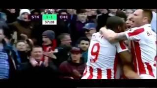 Stoke city vs Chelsea 1-2 All Goals & Highlights Premier League 2017 HD