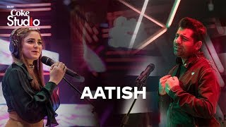 Aatish Shuja Haider and Aima Baig Coke Studio Seas