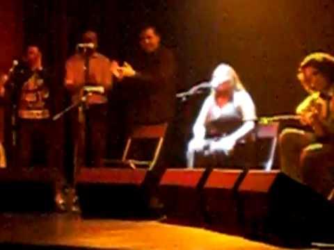 Montse Cortes por Tangos en la sala Apolo de Barcelona 30-12-2008