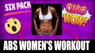 How To Get Abs-Six Pack Workout | How To Make Abs For Women's - abs workout
