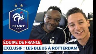 Les Bleus sont à Rotterdam, Equipe de France I FFF 2018