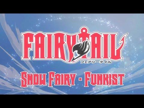 Fairy Tail Opening 1 [Snow Fairy by FUNKIST] with Romaji lyrics