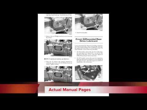 2004 arctic cat 500 service manual