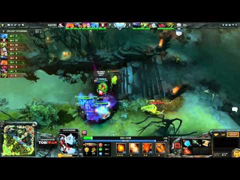 Team Empire vs Evil Geniuses Game 3   The Defense DOTA 2 Playoffs   TobiWan