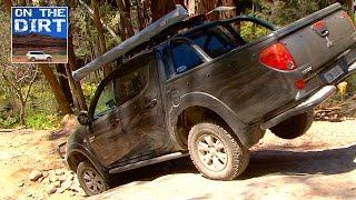 Mitsubishi Triton 4x4 4WD - Baal Bone Gap Trip with Mannell Motors
