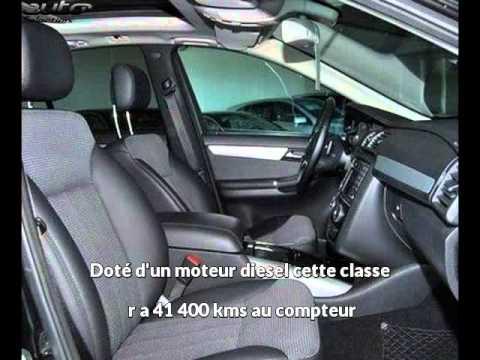 Mercedes classe r occasion visible à Nice cedex 3 présentée par Donnadieu automobile