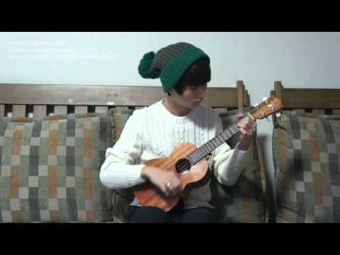 (Wham) Last Christmas - Sungha Jung (Ukulele)