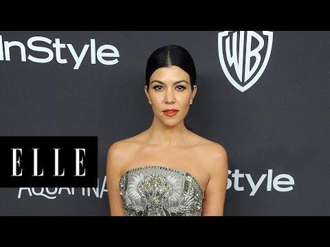 20 Times Kourtney Kardashian Looked Stunning | ELLE