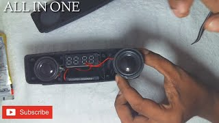 How to repair Bluetooth speaker||Not Working of Bose Solution|| Bose Soundlink Mini Disassembly
