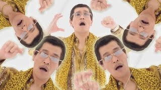 PPAP Pen Pineapple Apple Pen PLEASE STOP