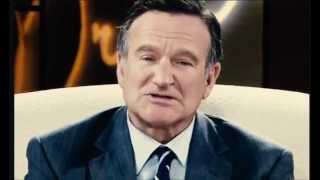Robin Williams talks about suicide in chilling film footage-Permanent Solution to Temporary Problems