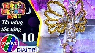THVL | Thử tài siêu nhí Mùa 3 - Tập 10[1]: Hồ Điệp du sơn - Phạm Hoàng Phương Nhi