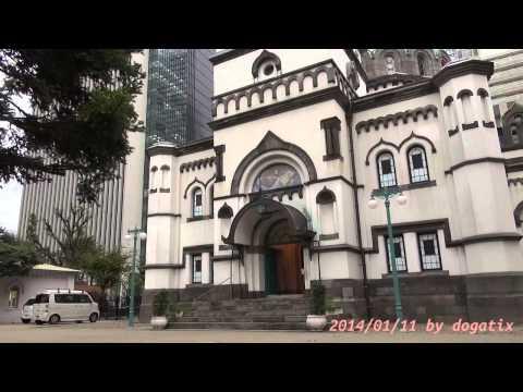 Japan Trip 2014 Tokyo Свято-Воскресенский собор (Holy Resurrection Cathedral)