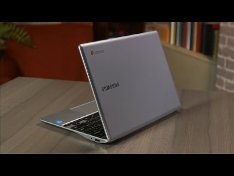 Samsung offers extra help, silent computing with updated Chromebook 2