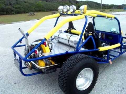 Vw Dune Buggy >> 1961 Volkswagen Beetle Slightly Modified Dune Buggy Florida Style All Custom - YouTube