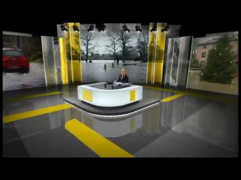 ITV Morning News - LAST PROGRAMME - 21st December 2012
