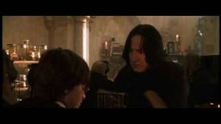 Severus Snape The Best moments Re- edited.