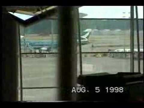 Chek Lap Kok Hong Kong  International Airport -香港赤臘角機場 (3)