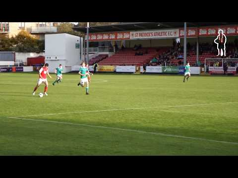 Goal: Cian Kavanagh (Under 15s vs Cork City 14/10/2018)
