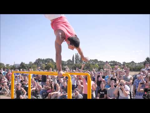 Czech Calisthenics Workout Battle 2015 - PART 1