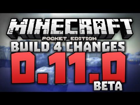 POISON NOT SO FAST 0.11.0 Alpha Build 4 Changelog Minecraft Pocket Edition 0.11.0 Beta