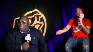 Faizon Love goes in on Funk Flex on The Cipha Sounds & Rosenberg Show