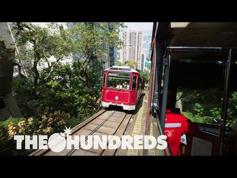 THE HUNDREDS X HONG KONG :: PASSING THROUGH PART 1