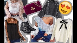 Fashion Haul Januar '18| Primark, Romwe, Happiness Boutique,...