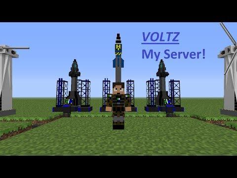 My Voltz Server