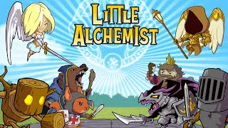 Little Alchemist Hile (Hack)