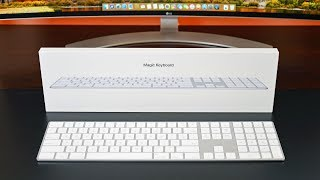 Apple Magic Keyboard (Numeric Keypad): Review