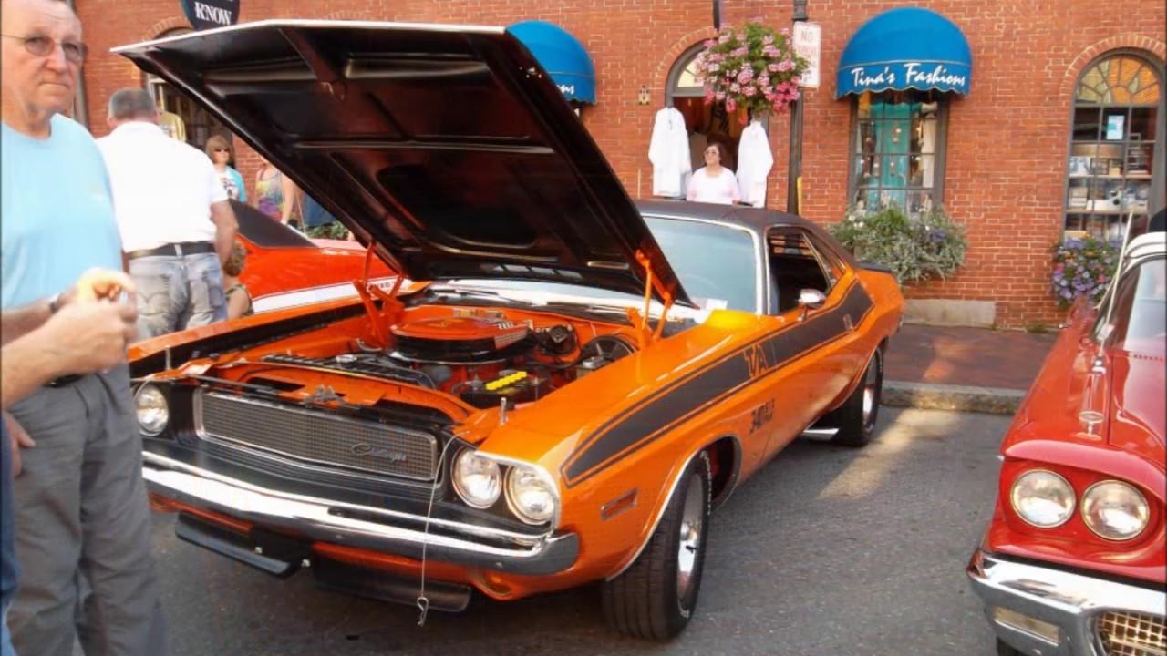 Newburyport Car Show