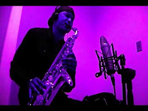 Bruno Mars - When I Was Your Man - Alto Saxophone by charlez360