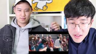Nashe Si Chadh Gayi Song - KOREAN REACTION!