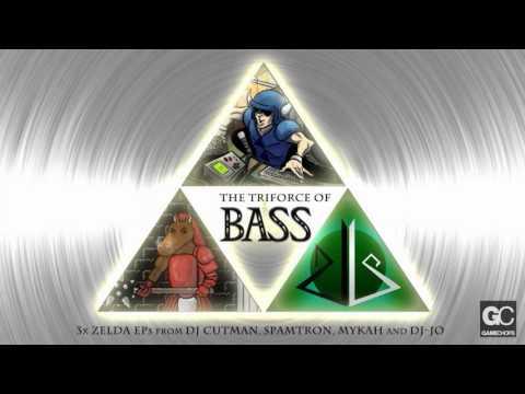 [Legend of Zelda remix] - Triforce of Bass - I Am Error (Dj CUTMAN ft. Spamtron)