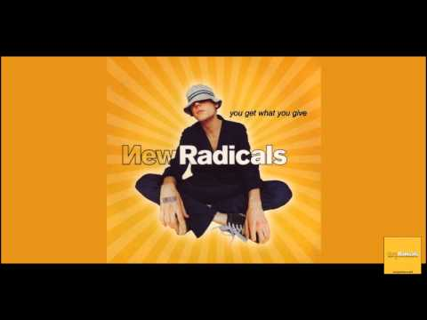 New Radicals - To Think I Thought