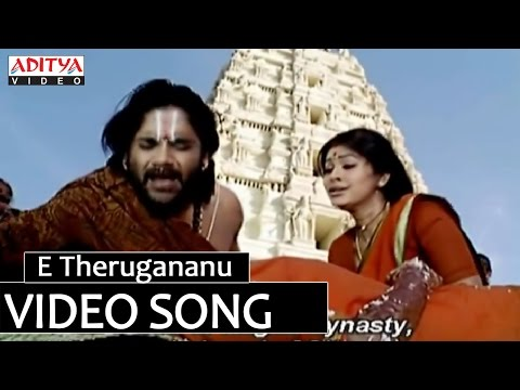 Sri Ramadasu Movie Video Songs - E Therugananu Song video