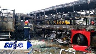 Vì sao xe khách giường nằm dễ cháy, chết người nhiều?  | VTC