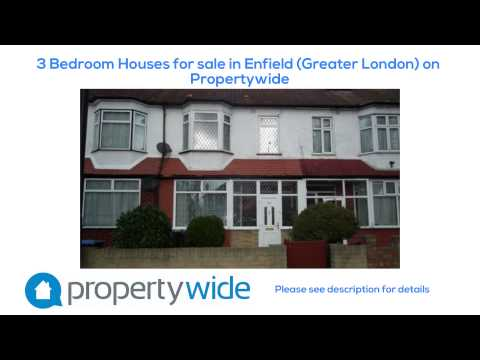 3 Bedroom Houses for sale in Enfield (Greater London) on Propertywide