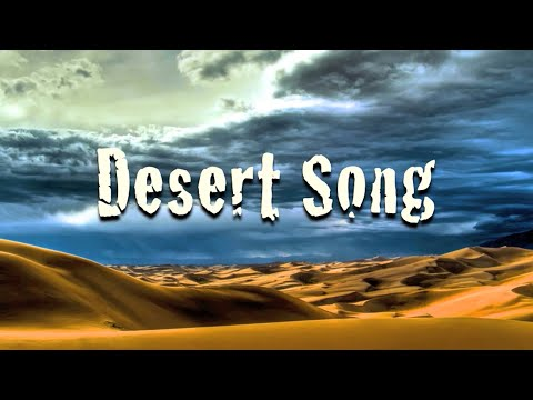 Desert Song - Hillsong United - With Lyrics video